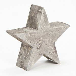 Christmas standing Iron star xs, PTMD-0