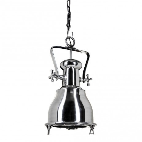 Alu shiny lamp hanging bell, PTMD-0
