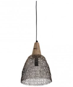Tinn Iron brass round hanging lamp open S, PTMD-0
