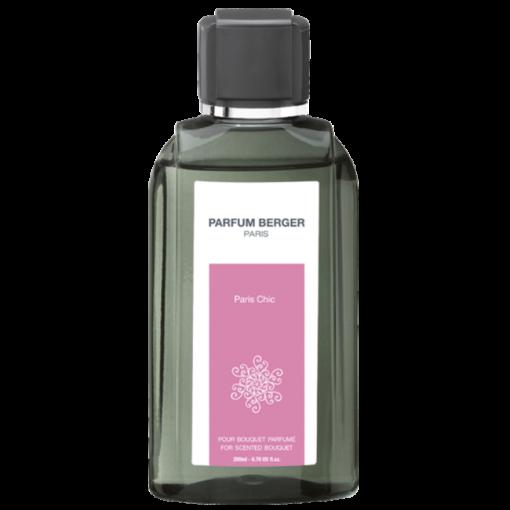 Navulling Geurstokjes Paris Chic - 200ML - Parfum Berger-0
