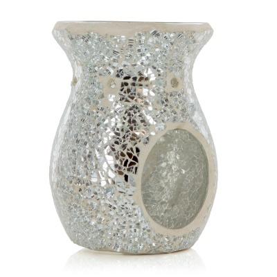 Moonlight Glass Mosaic Oil Burner-0