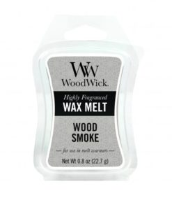 WoodWick -Wood Smoke- Mini Wax Melt-0