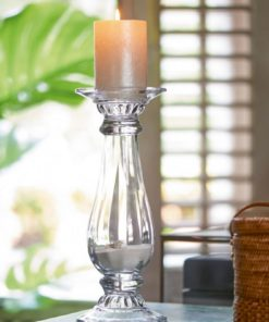 Newport Beach Candle Holder in maat M & L- Rivièra Maison-0