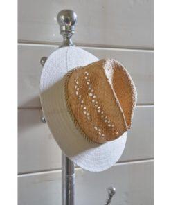 Pretty Panama Hat white | Rivièra Maison-0