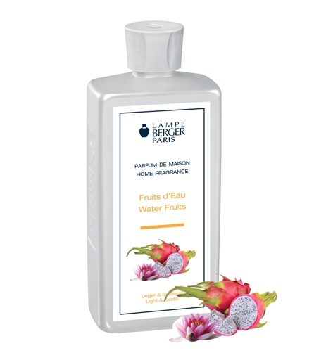 Water Fruits - Fruits d'Eau - 500ml - Lampe Berger-0