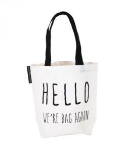 Fabric Hello Bag, Long Island Living-5114