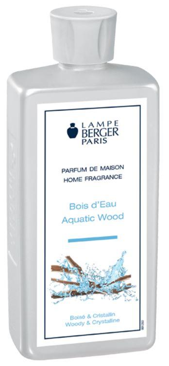 Bois d'Eau - Aquatic Wood - 500 ML/1LTR - Lampe Berger-0