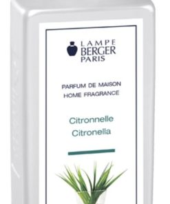 Citronnelle - Citronella - 500 ML - Lampe Berger-0