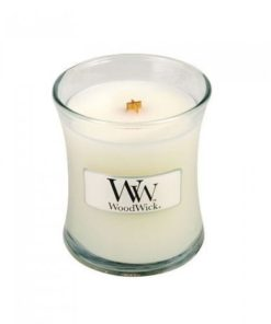WoodWick Mini Candle - Baby Powder-0