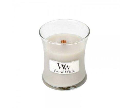 WoodWick Mini Candle - Warm Wool-0