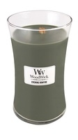WoodWick Large Candle - Evening Bonfire-0