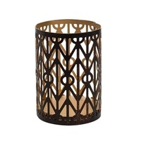 WW Petite Candle Holder Geometric-0