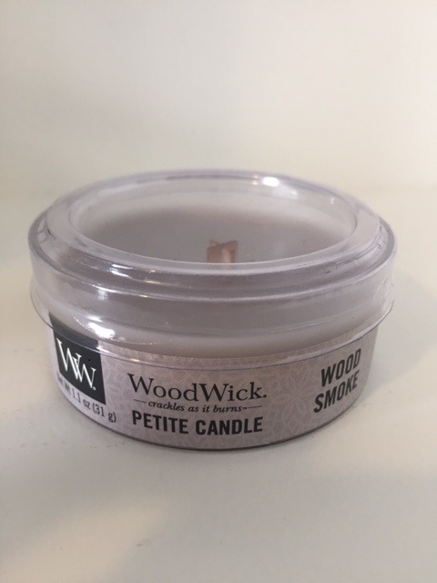 WoodWick - Petit Travel Candle - Wood Smoke-0