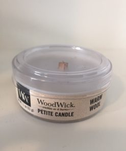 WoodWick - Petit Travel Candle - Warm Wool-0