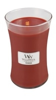 WoodWick Large Candle - Redwood-0