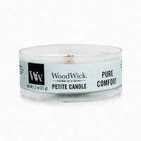 WoodWick - Petit Travel Candle - Pure Comfort-0