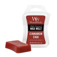 WoodWick -Cinnamon Chai- Mini Wax Melt-0