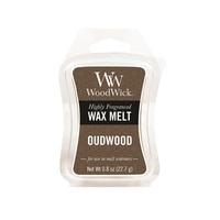 WoodWick -Oudwood- Mini Wax Melt-0