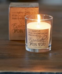Candle in a box especially for you - riviera maison-0