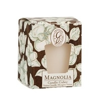 Magnolia Candle Cube - Greenleaf-0
