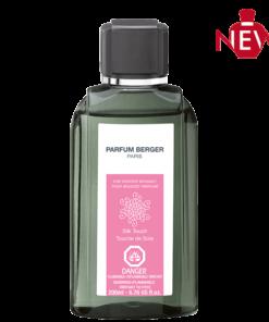 Navulling Geurstokjes Silk Touch/Touche de Soie - 200ML - Parfum Berger-0