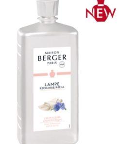 Lin en Fleurs - Linen Blossom - 500 ml/1 LTR - Lampe Berger-0