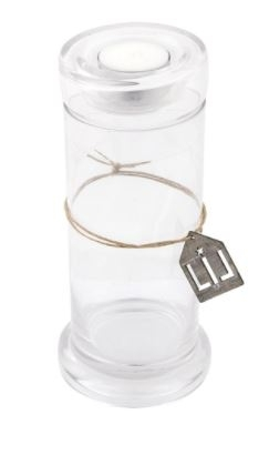 Glass Treasure Tube in S en L- Home Society-0