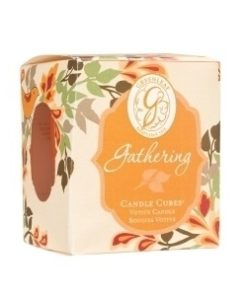 Gathering Candle Cube - Greenleaf-0