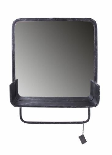 Metal Mirror Logan - Home Society-0