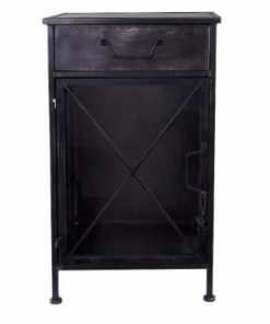 Metal Cabinet James - Home Society-0
