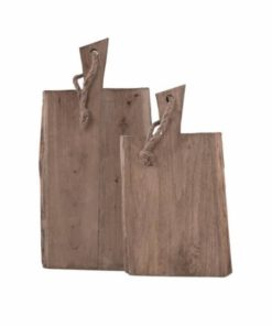 Wood Cutting Board Bob SET2 - Home Society-0