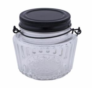 Glass Storage Jar S/L - Long Island Living-6224