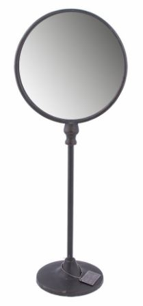 Metal Mirror Francis - Home Society-0