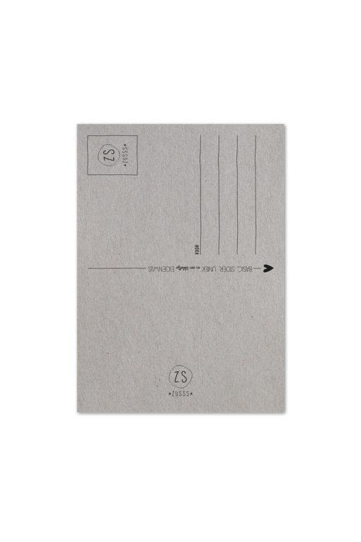 Kaart - diverse uitvoeringen - Zusss-6182