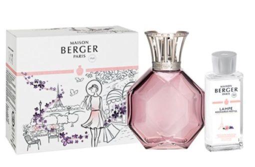 Box Légende Améthyste - Lampe Berger-0