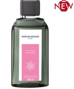 Navulling voor geurstokjes/bouquet - Lin en Fleurs - Linen Blossom - Parfum Berger-0