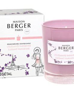 GeurKaars Élégante Parisienne - Lampe Berger-0