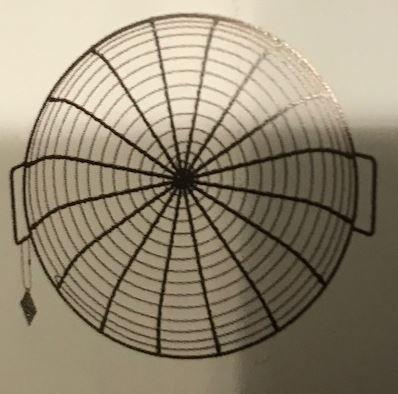 Iron Basket in maat S en M - Home Society-6475
