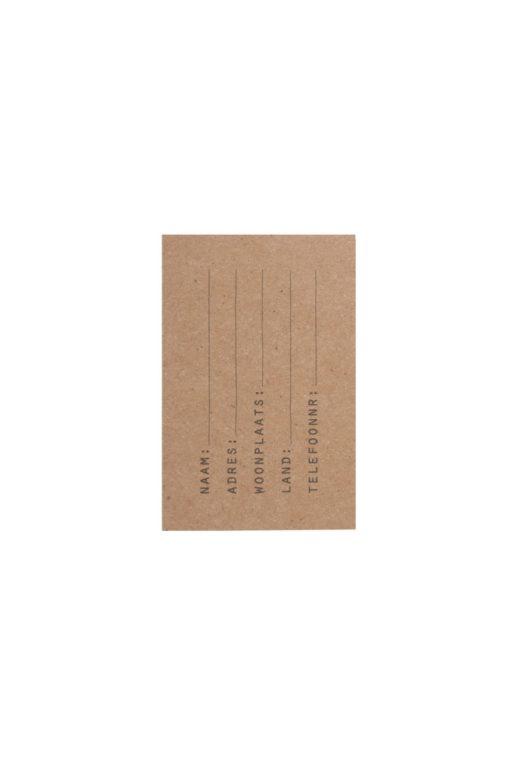 Tas Label - Zusss-6347