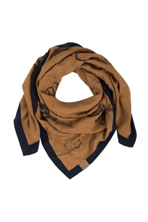 Frivole sjaal - diverse kleuren - Zusss-6890
