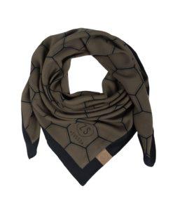 Frivole sjaal - diverse kleuren - Zusss-6889