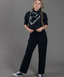 Frivole sjaal - diverse kleuren - Zusss-6896