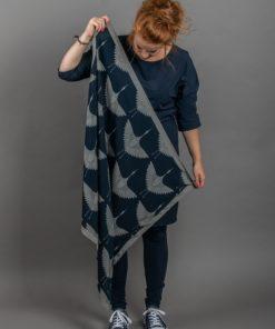 Frivole sjaal - diverse kleuren - Zusss-6897