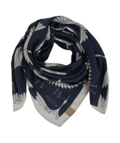 Frivole sjaal - diverse kleuren - Zusss-0
