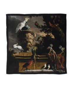 Frivole sjaal - diverse kleuren - Zusss-6894
