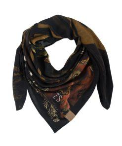 Frivole sjaal - diverse kleuren - Zusss-6895